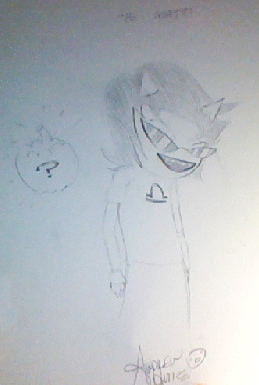 ? mspandrew pumpkin sketch solo terezi_pyrope