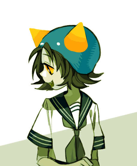 bim0ngsam0ng fashion nepeta_leijon school_uniform solo
