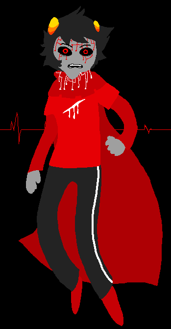 aspect_symbol blood_aspect broken_source crocker_corruption godtier karkat_vantas knight ohgodwhat solo xizeta