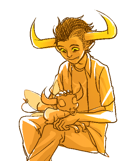 limited_palette lusus solo spacey tavros_nitram tinkerbull