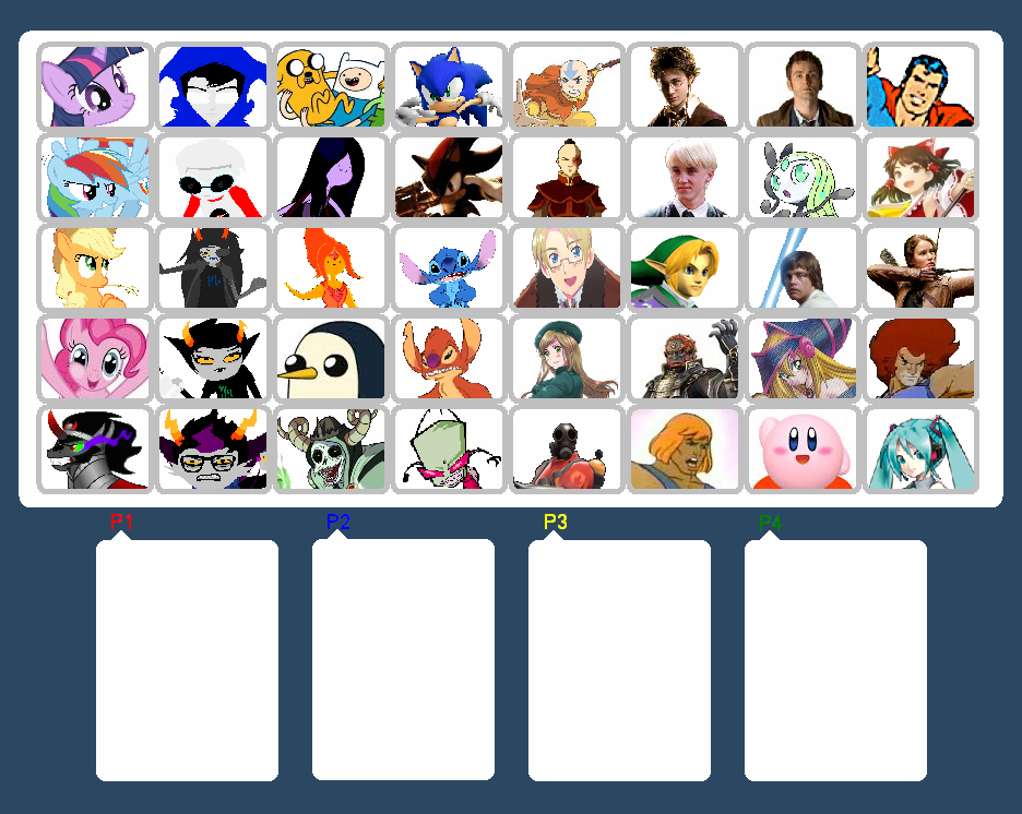 adventure_time artificial_limb avatar_the_last_airbender breath_aspect chainsaw crossover dave_strider dc disney doctor_who eridan_ampora godtier harry_potter he-man heir hetalia image_manipulation invader_zim ishades john_egbert kanaya_maryam kirby lilo_and_stitch my_little_pony nintendo pokémon red_baseball_tee smashfan666 sonic_the_hedgehog star_wars super_smash_bros superman team_fortress_2 the_hunger_games the_legend_of_zelda thundercats touhou vocaloid vriska_serket yu-gi-oh