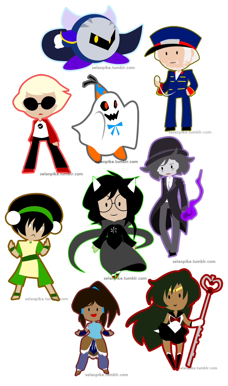 au avatar_the_last_airbender dave_strider dogtier godtier jade_harley kirby legend_of_korra mario mobsterswap nintendo pickle_inspector problem_sleuth_(adventure) sailor_moon selanpike space_aspect thomas_&_friends transparent witch