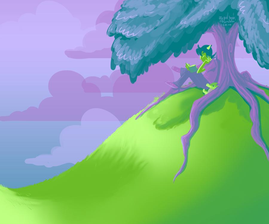 book jupe solo terezi_pyrope trees