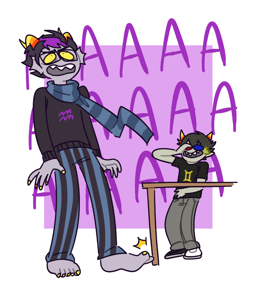 barefoot crying dodush eridan_ampora request sollux_captor text