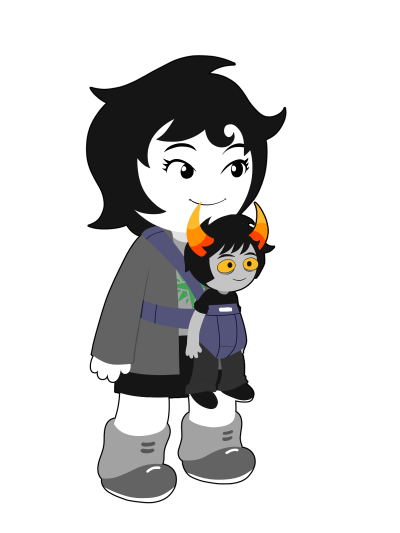 diabetes hiveswap image_manipulation joey_claire poinko xefros_tritoh