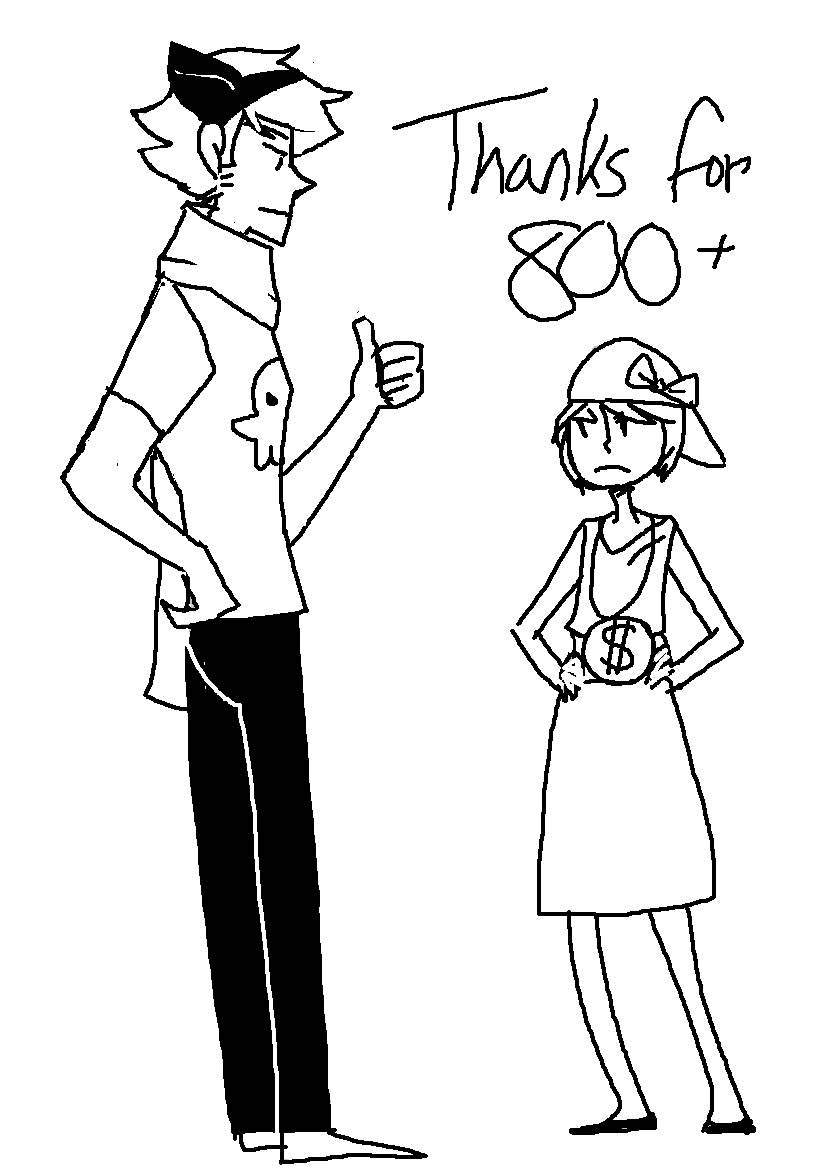 animal_ears arijandro bro clothingswap hat no_glasses no_hat rose_lalonde text thank_you thumbs_up