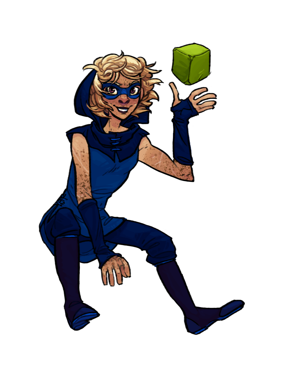 blush freckles midair perfectly_generic_object roachpatrol rogue roxy_lalonde solo transparent void_aspect
