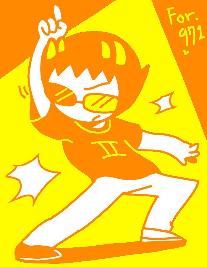 han limited_palette sollux_captor solo