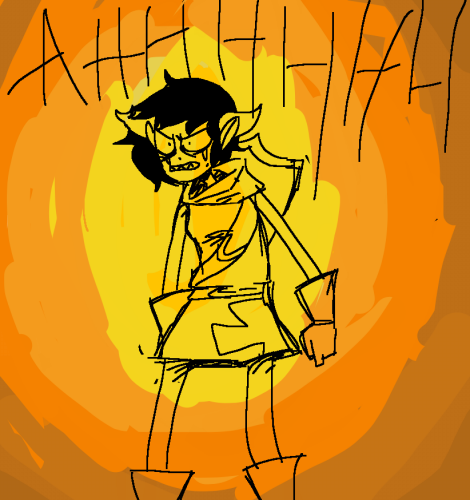 arijandro crying fantroll solo text