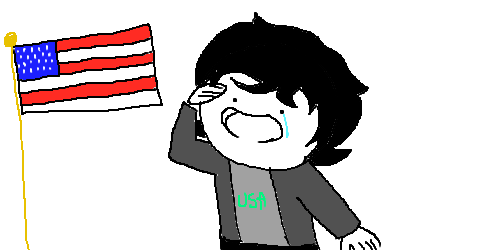 crying flag hiveswap joey_claire skellyanon solo
