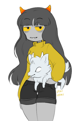 carrying deleted_source fanlusus fantroll loki lusus