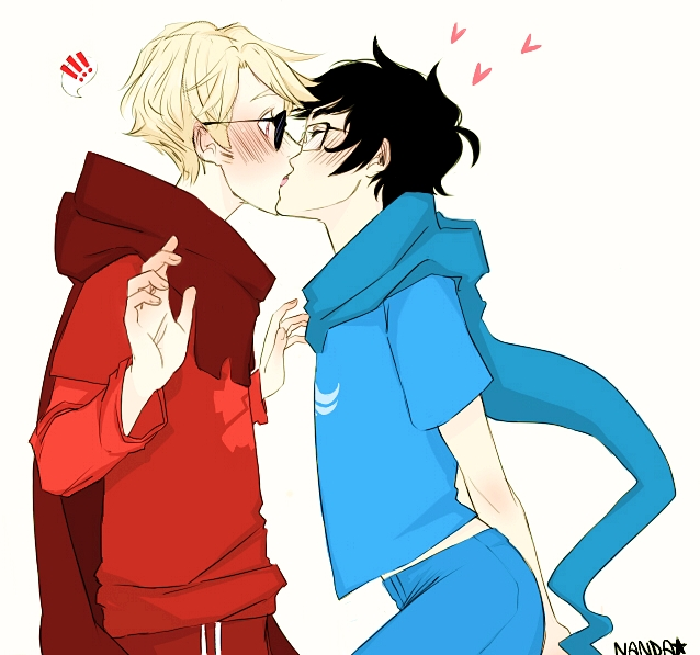 blush dave_strider godtier hammertime heir john_egbert kiss knight nanda profile redrom shipping