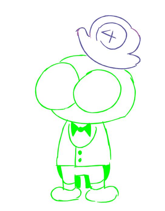 clover felt hottang solo