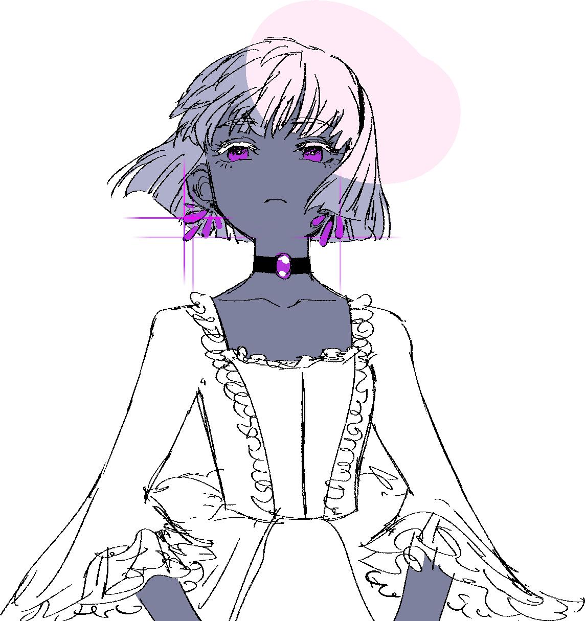 fashion formal grimdark mmuehoul rose_lalonde solo