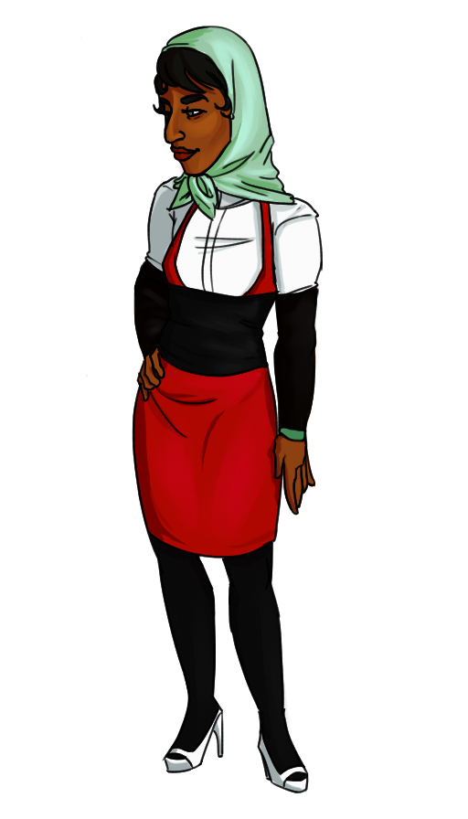 casetrippy casual fashion humanized kanaya_maryam solo transparent