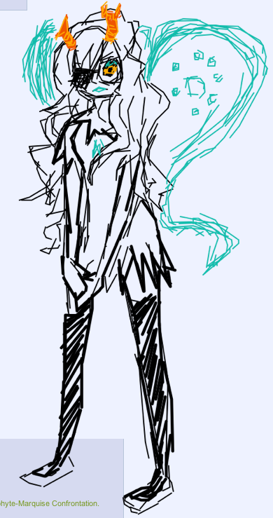 atomicpowered fairy_dress goggles solo vriska_serket