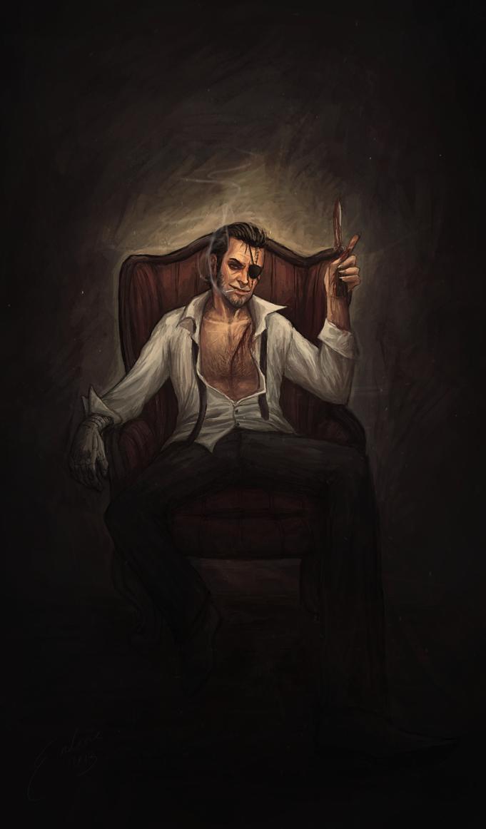 blood endrae humanized jack_noir smoking solo spades_slick