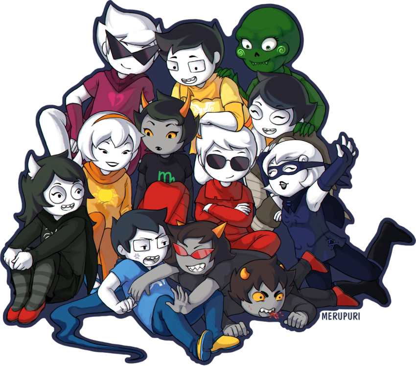 all_kids alpha_kids beta_kids blackrom blood bluesclues breath_aspect calliope dave_strider dirk_strider dogtier godtier heart_aspect heir hope_aspect jade_harley jake_english jane_crocker john_egbert kanaya_maryam karkat_vantas knight life_aspect light_aspect maid merupuri page prince rogue rose_lalonde roxy_lalonde seer shipping space_aspect terezi_pyrope time_aspect transparent void_aspect witch