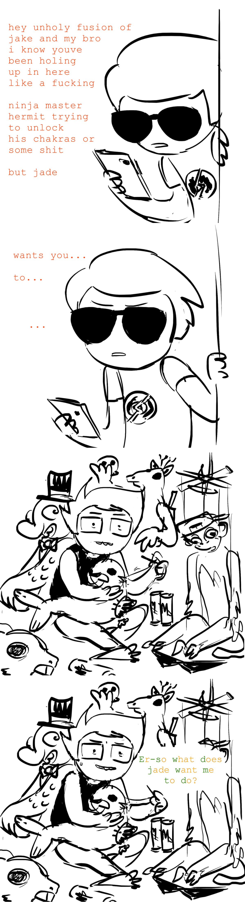 comic dave_strider dirk_strider jake_english tacosnpie text wut
