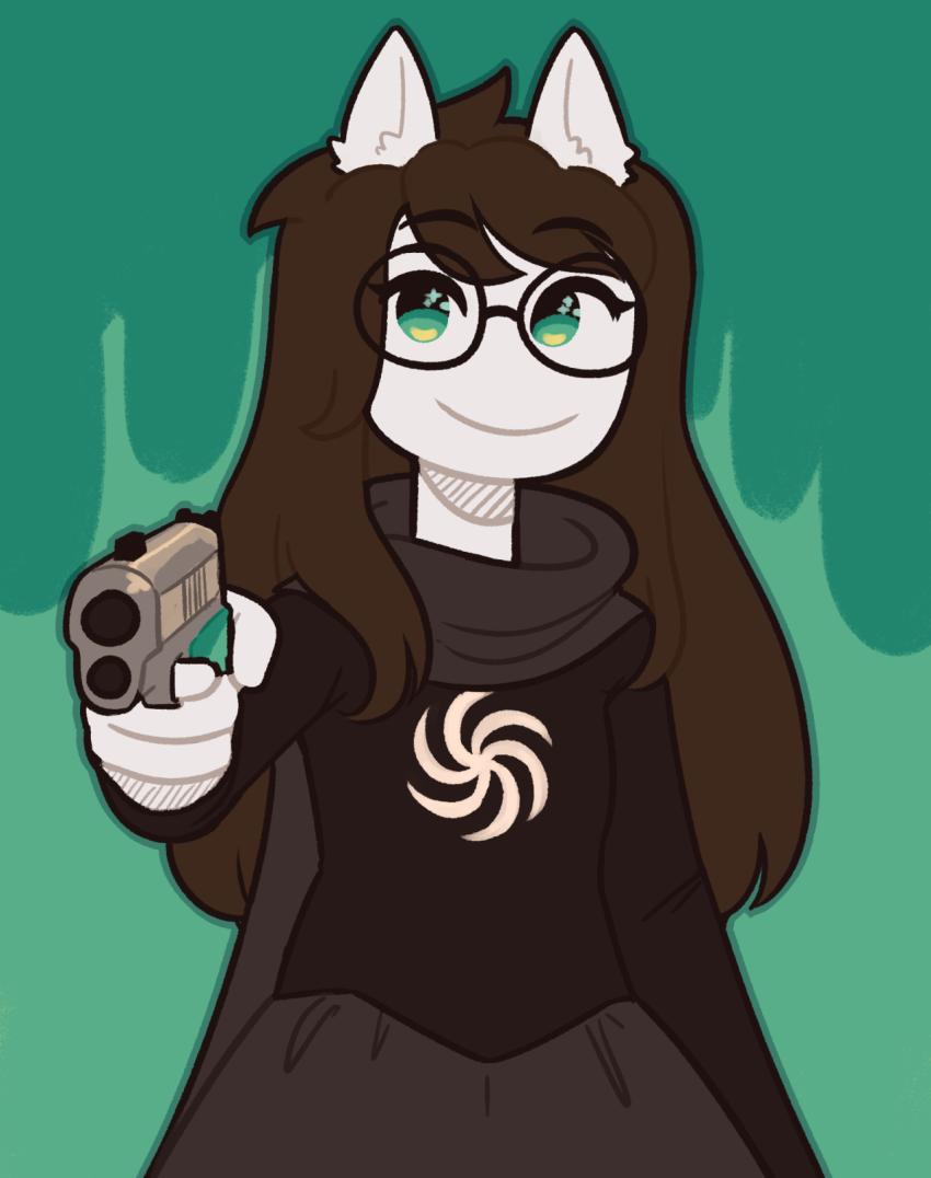 drawthiere gun jade_harley solo weapon