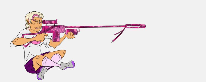 gun roxy_lalonde solo thatlldoodles weapon