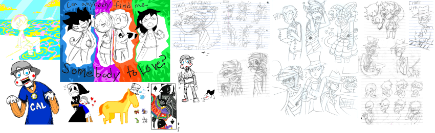 ! ? amputation animalstuck archagent art_dump becquerel beta_kids blush book bro cd clubs_deuce crabdad crabdadsprite crossdressing crossover crowbar crows crying dave_strider death ed_edd_n_eddy felt fin genaleah heart humanized instrument jack_noir jade_harley john_egbert karkat_vantas knife land_of_light_and_rain lil_cal lusus maplehoof music_note nintendo no_glasses ocean peregrine_mendicant pm pokémon problem_sleuth_(adventure) queen reverse_hug rose_lalonde scurrilous_straggler smiling_karkat spade spades_slick sprite starter_outfit trace wayward_vagabond wv