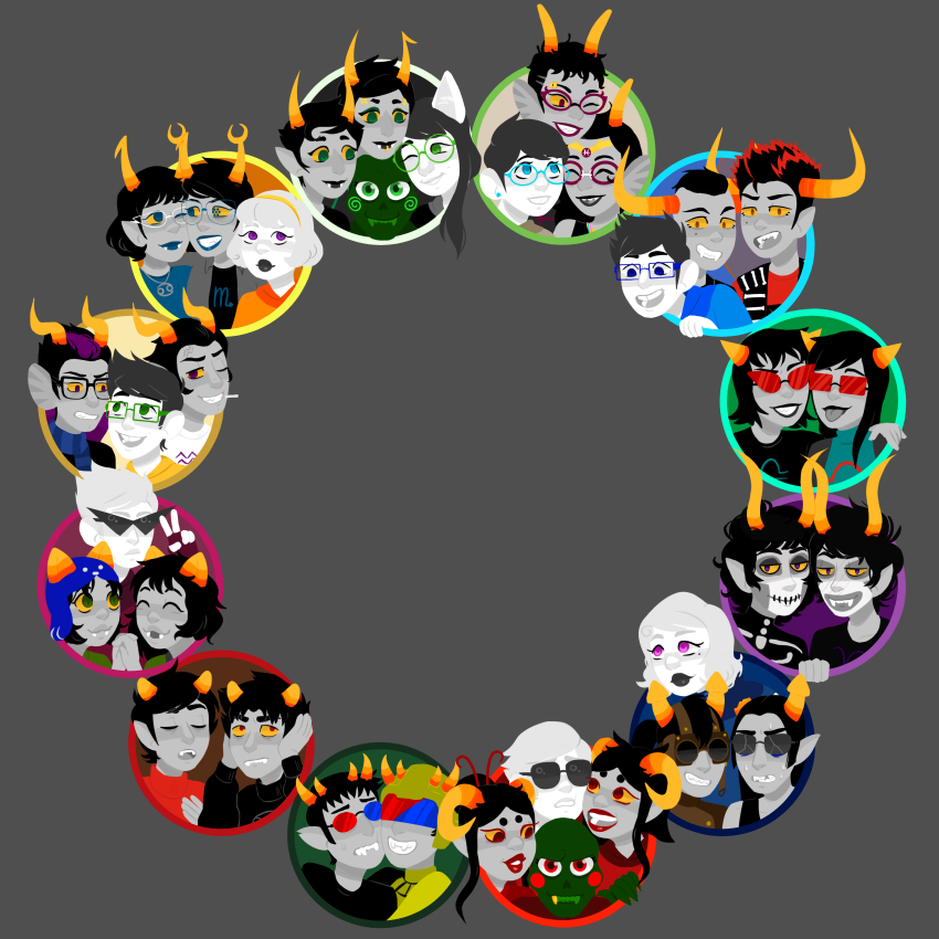all_kids alpha_kids alternians amporas aradia_megido aranea_serket beforans beta_kids breath_aspect caliborn calliope captors cronus_ampora damara_megido dancestors dave_strider dirk_strider dogtier equius_zahhak eridan_ampora feferi_peixes gamzee_makara godtier heart_aspect heir holding_hands hope_aspect horuss_zahhak jade_harley jake_english jane_crocker john_egbert kanaya_maryam kankri_vantas karkat_vantas knight kurloz_makara latula_pyrope leijons life_aspect light_aspect lord maid makaras maryams meenah_peixes megidos meulin_leijon mituna_captor nepeta_leijon nitrams no_mask page peixeses porrim_maryam prince pyropes rogue rose_lalonde roxy_lalonde rufioh_nitram seer serkets sollux_captor space_aspect sweat tavros_nitram terezi_pyrope time_aspect tyde vantases void_aspect vriska_serket witch wonk zahhaks