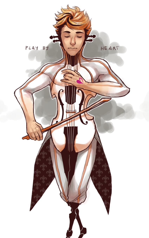 dirk_strider instrument japhers solo
