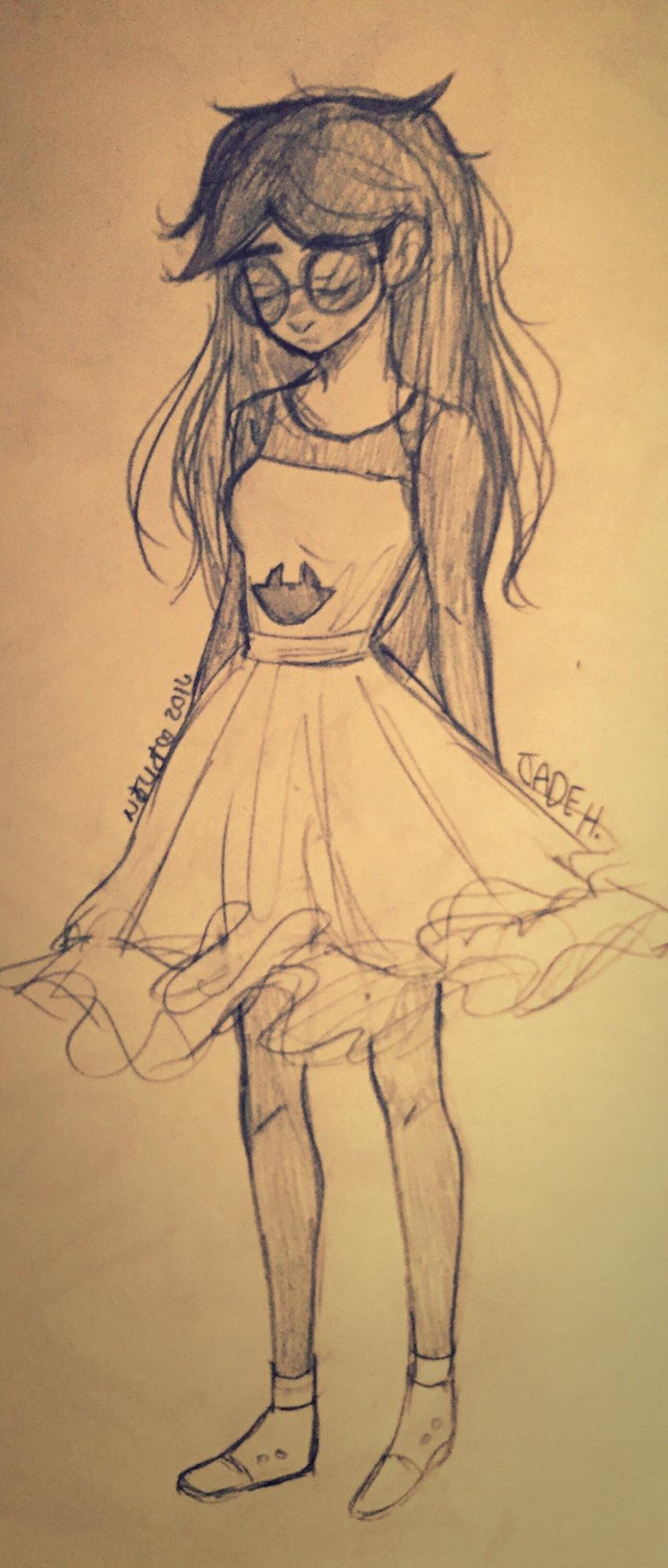 dress_of_eclectica jade_harley memori-p sketch solo