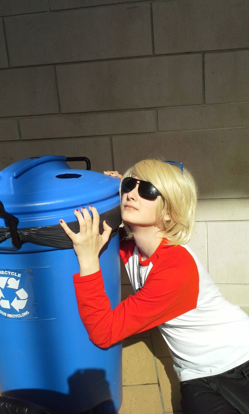 cosplay dave_strider janunine real_life this_is_stupid