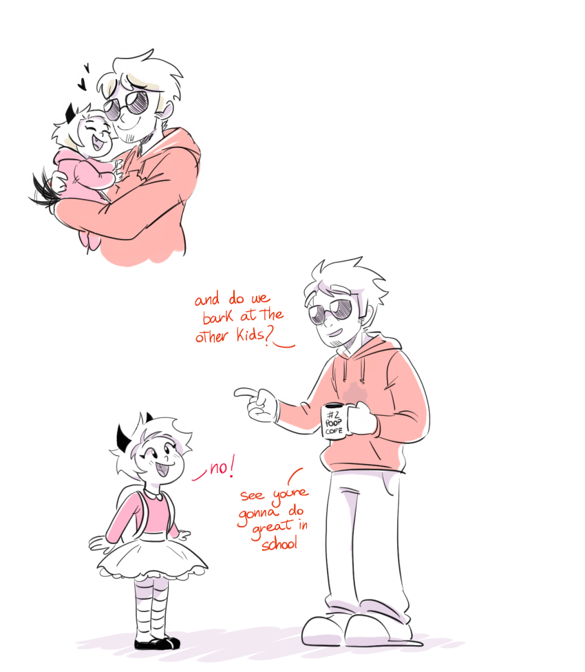 anonymous_artist au babies dave_strider diabetes spacetime time_aspect yiffy