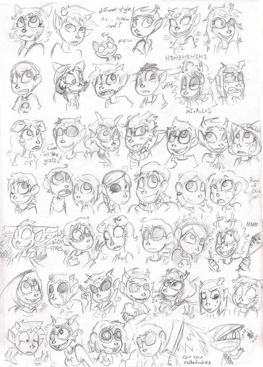 alternians aradia_megido aradiabot arms_crossed art_dump beta_kids black_squiddle_dress blind_sollux blood blush breath_aspect crying dave_strider davesprite deuce_clubs dream_ghost equius_zahhak eridan_ampora eyesquick feferi_peixes fraymotif freckles gamzee_makara glasses_added godtier grimdark headshot heir jade_harley john_egbert junior_compu-sooth_spectagoggles kanaya's_pink_dress kanaya_maryam karkat_vantas katana legislacerator_suit light_aspect mayor_sash nepeta_leijon no_glasses no_hat red_baseball_tee reminders rose_lalonde serenity sick_fires sketch sober_gamzee sollux_captor sprite starter_outfit sweat tavros_nitram terezi_pyrope text thief vodka_mutini vriska_serket wayward_vagabond wv