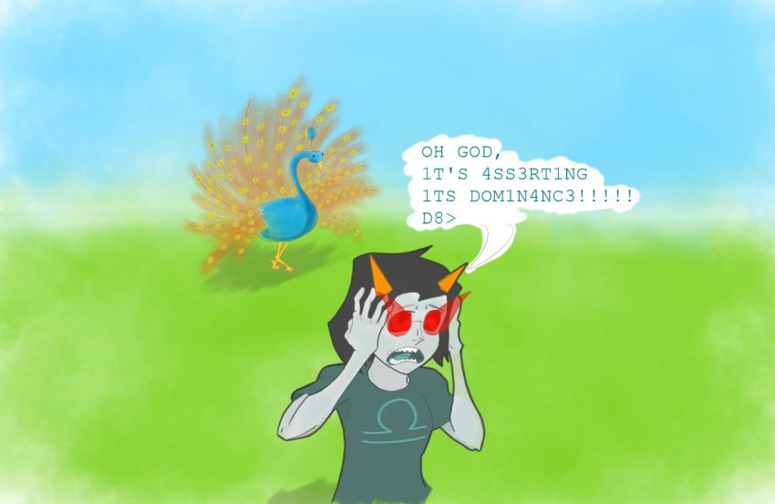 request solo terezi_pyrope text thatlldoodles word_balloon