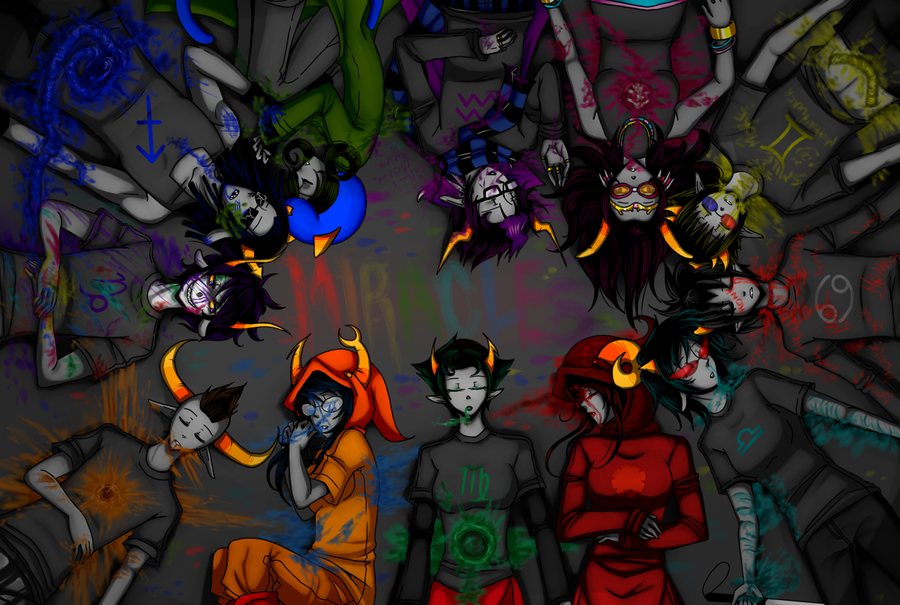 Homestuck wallpaper karkat