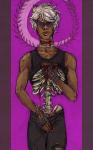 blood body_modification dirk_strider gore princessofinsomnia solo strong_tanktop rating:Safe score:3 user:Jogn_Ehbert