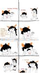 actualrealexplode7 cannibalism comic diemen_xicali food hiveswap oblong_meat_product skylla_koriga rating:Safe score:1 user:NepetaFan