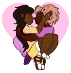 casetrippy casual fashion guns_and_roses heart jade_harley near_kiss redrom rose_lalonde shipping transparent rating:Safe score:4 user:saigner