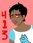 413 body_modification casual_heiress_ensemble headshot jane_crocker quakgrass solo text rating:Safe score:1 user:saigner