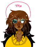 costly headshot humanized no_glasses solo vriska_serket zodiac_symbol rating:Safe score:2 user:Pie
