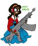 crayolagoddess dress_of_eclectica jade_harley solo squiddlejacket rating:Safe score:2 user:nobooks