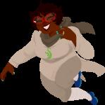 chubstuck godtier jane_crocker knightlystride life_aspect maid midair solo transparent rating:Safe score:4 user:saigner