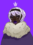 casual costly crown fashion headshot rose_lalonde solo rating:Safe score:4 user:Pie