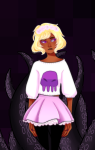 flower_crown flowers horrorterrors princesse-soupir rose_lalonde solo starter_outfit rating:Safe score:7 user:Pie
