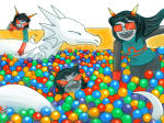 ancestors dancestors dashcon dragonmom latula_pyrope lusus neophyte_redglare pyropes salihombox terezi_pyrope the_zodiac_getting_together rating:Safe score:23 user:Duck