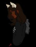 dogtier freckles godtier jade_harley profile reddisk solo space_aspect transparent witch rating:Safe score:5 user:saigner