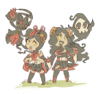 aradia_megido cancerlicious crossover damara_megido dancestors megidos nintendo pokémon rating:Safe score:14 user:LonelyCoast
