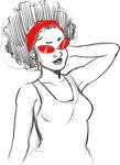 alternate_hair au highlight_color humanized solo terezi_pyrope yt rating:Safe score:4 user:nobooks