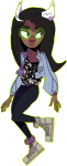 casual digitallyimpaired dogtier fashion jade_harley solo transparent rating:Safe score:7 user:sync