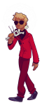 body_modification caledscratch dave_strider freckles lovisa red_plush_puppet_tux solo transparent rating:Safe score:6 user:muteTyphoon