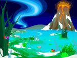 animals frogs hummingbirds land_of_frost_and_frogs xanaductor  rating:safe score:1 user:sync